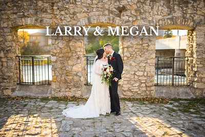 Larry & Megan