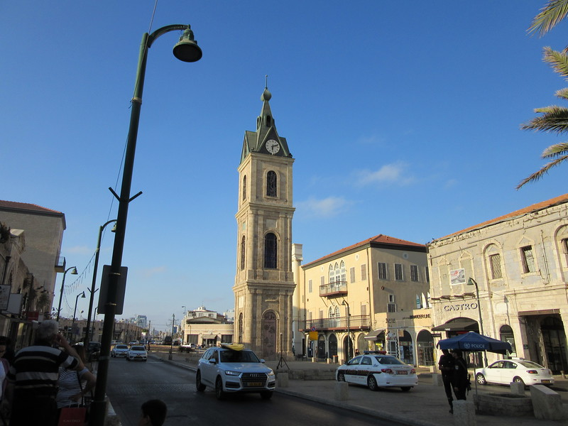 The old city of Jafa.