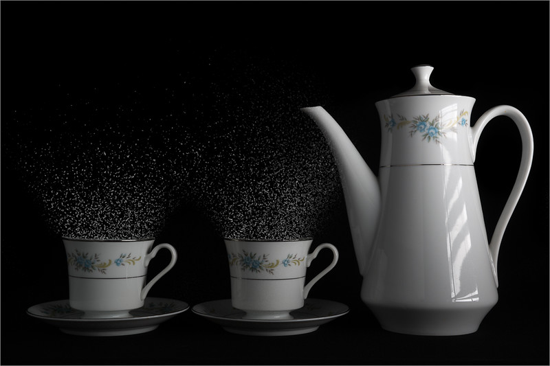 tea for two - week 1, rule of thirds