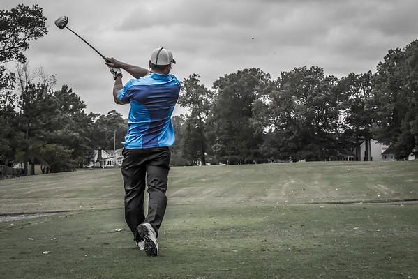 Larry's golf Photos debut