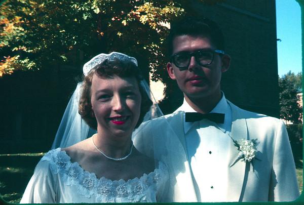 1959 - October - Slide 537. Ben & Sandy Hoy