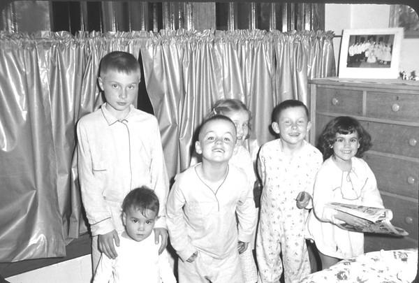 larson - Lee Cousins. John, Tammy, heather, eric.
