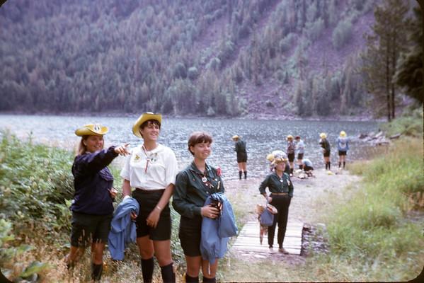 1965 - Round Up — Eileen and Sherri & Cherri -  Slide 65-1344.