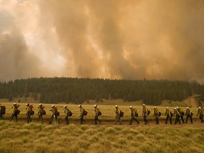Las Conchas Fire (NM, 2011)