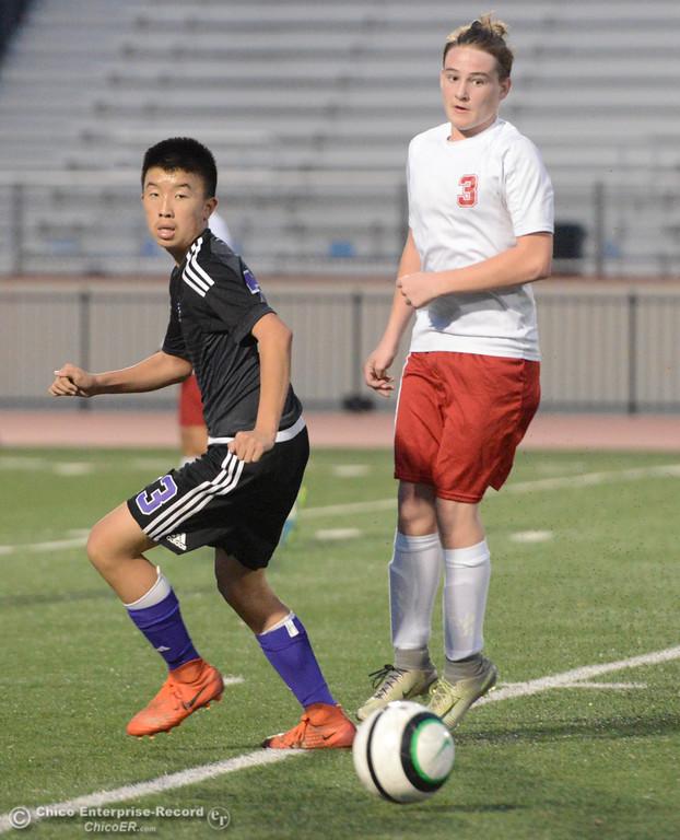 PHOTOS: Las Plumas vs  Oroville boys and girls soccer