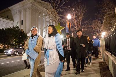 Las Posadas on Capitol Hill