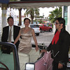 A couple from the group we were with renewed their wedding vows, with Elvis performing the ceremony in a pink Cadillac at A Little White Chapel.