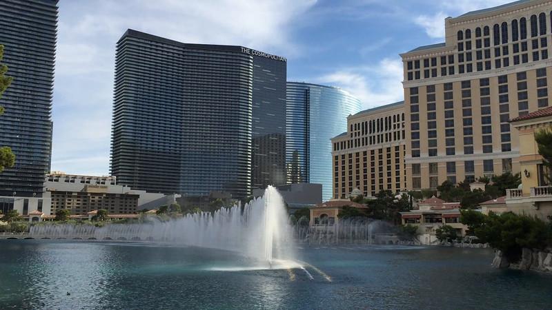 Dancing Waters - Bellagio - Las Vegas