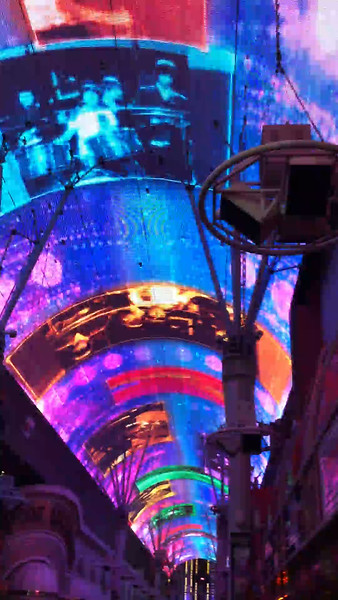 The Fremont Street Experience - Las Vegas