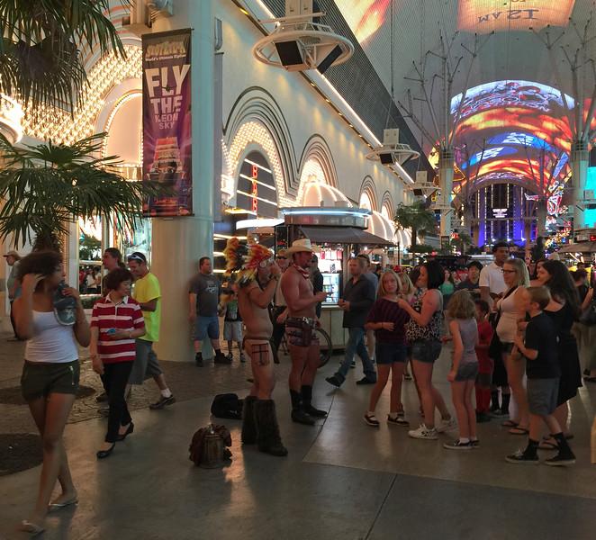 The Fremont Street Experience - Las Vegas
