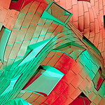 File # Las_138  /  Special Effects / Abstract /  Lou Ruvo Center