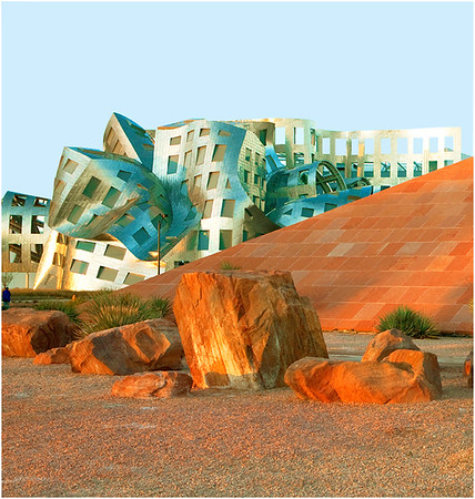 Las Vegas  Architecture and Design - Frank Gehry