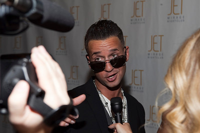 Mike the Situation - MTV's Jersey Shore_ Jet Night Club @ Mirage Las Vegas Nevada