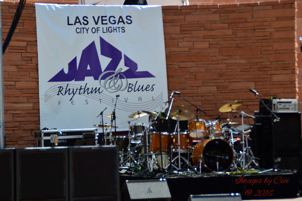 Las Vegas City of Lights Jazz Festival 2016