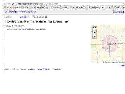 trade yorkie furniture
