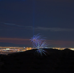Fireworks, Las Vegas and Others...
