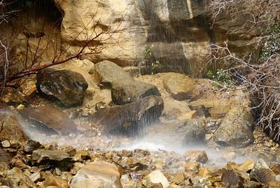 Lost Creek Lower Fall