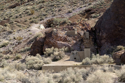 Remains of the National Bar Mine #1