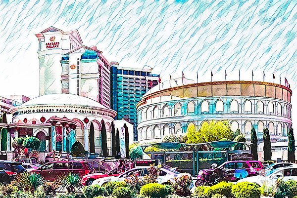 coloseum-caesars-palace-las-vegas-strip-studio-ILL