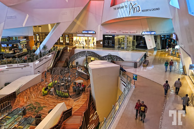 City Center / Cosmopolitan shopping mall, Las Vegas