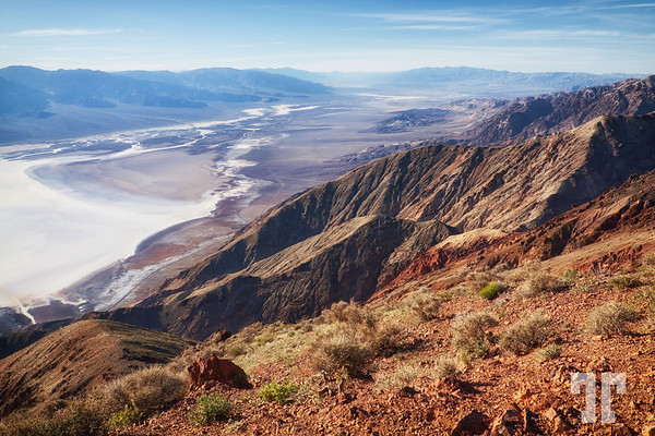 Dante's View - Death Valley