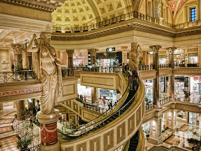 caesar-palace-shopping-center-stairway-4