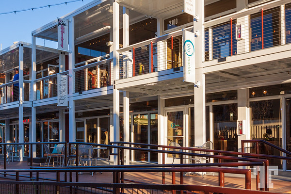 Container Park stores