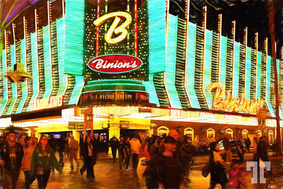 fremont-experience-binions-casino-watercolor