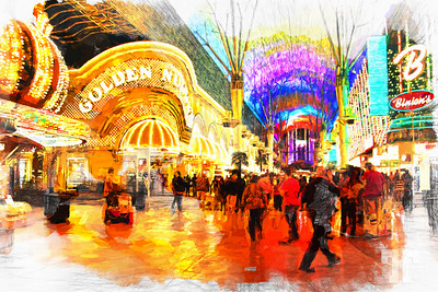 las-vegas-golden-nugets-hotel-sketch-paint-mix