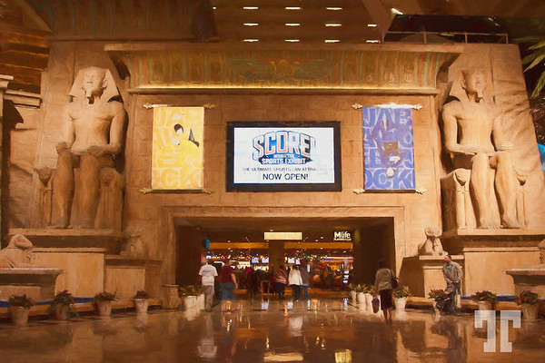 luxor-hotel-casino-entrance-DPainting