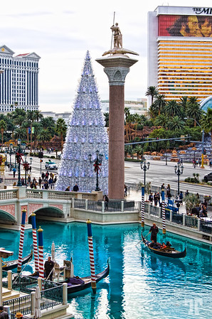 Winter Holidays at Venetian, Las Vegas