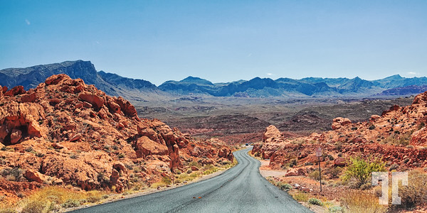 Valley of Fire State Park, Nevada - Near Las Vegas (zz)