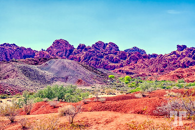 Valley of Fire State Park, near Las Vegas