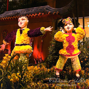 Celebrating the  Chinese New Year 2014 in Las Vegas