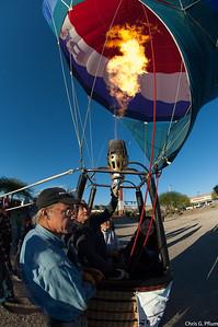 Las Vegas Balloon Festival - 2017