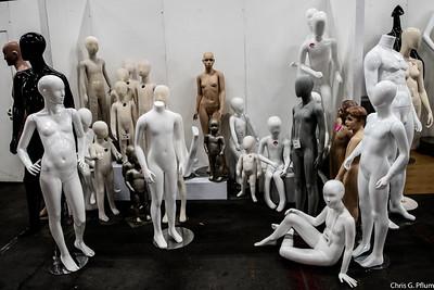 Las Vegas Mannequin Warehouse