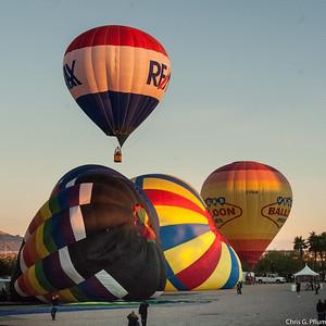 Las Vegas Balloon Festival - 2016
