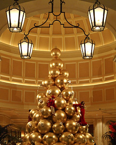 Bellagio - Theme for Christmas 2005