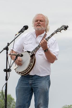 Bluegrass Festival on Mnt. Charleston