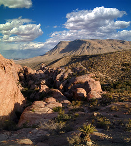 Calico Hills, Red Rock Canyon , Las Vegas, Nevada
