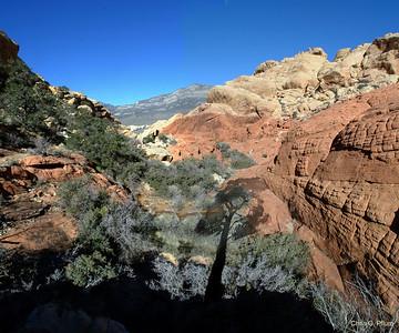 Calico Tanks Trail, Red Rock Canyon , Las Vegas, Nevada