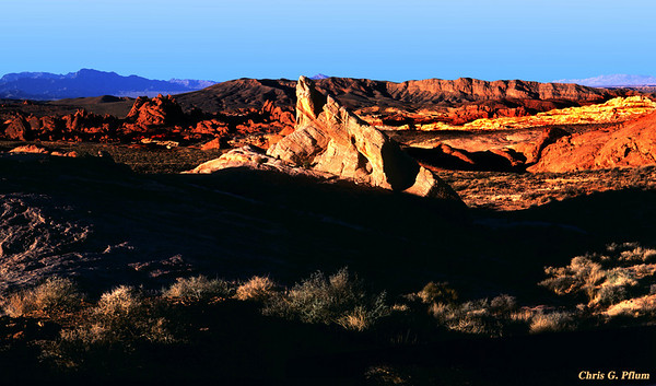 Valley of Fire, Nevada - Atl Rock