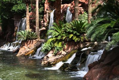 Flamingo falls