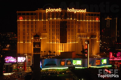Planet Hollywood in Las Vegas, Nevada