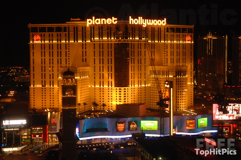 Planet Hollywood in Las Vegas, Nevada