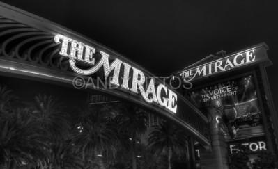 Mirage Entrance