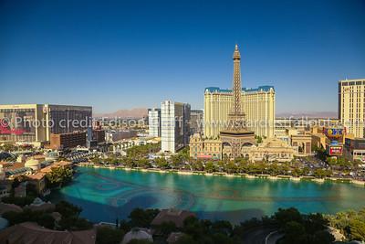 Bellagio Casino Views