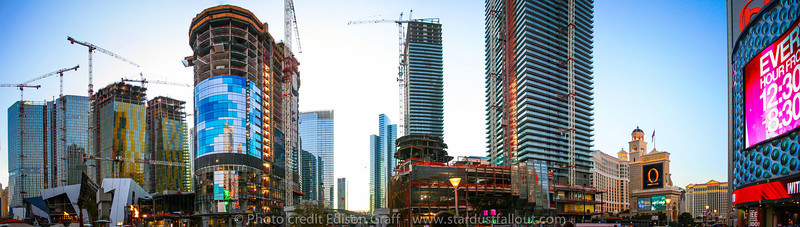 Citycenter Las Vegas while it was being built.  FULL HIGH RES prints are available if interested. These prints will take up a whole wall if printed at Full res.