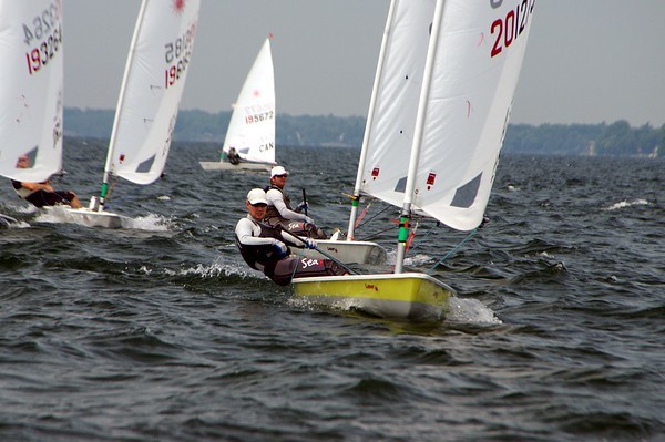 Laser Masters 2015, Kingston