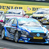 Round 6 2017 Dunlop MSA British Touring Car Championship at Snetterton, Norfolk. 30 July 2017.